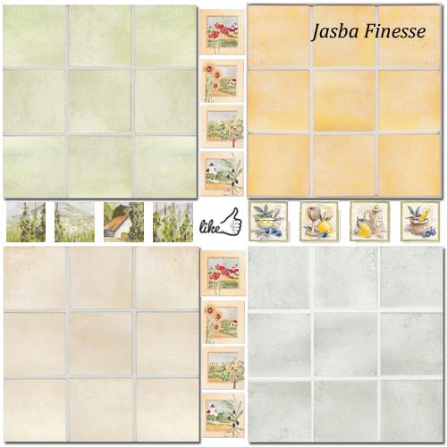Плитка Jasba коллекция Finesse